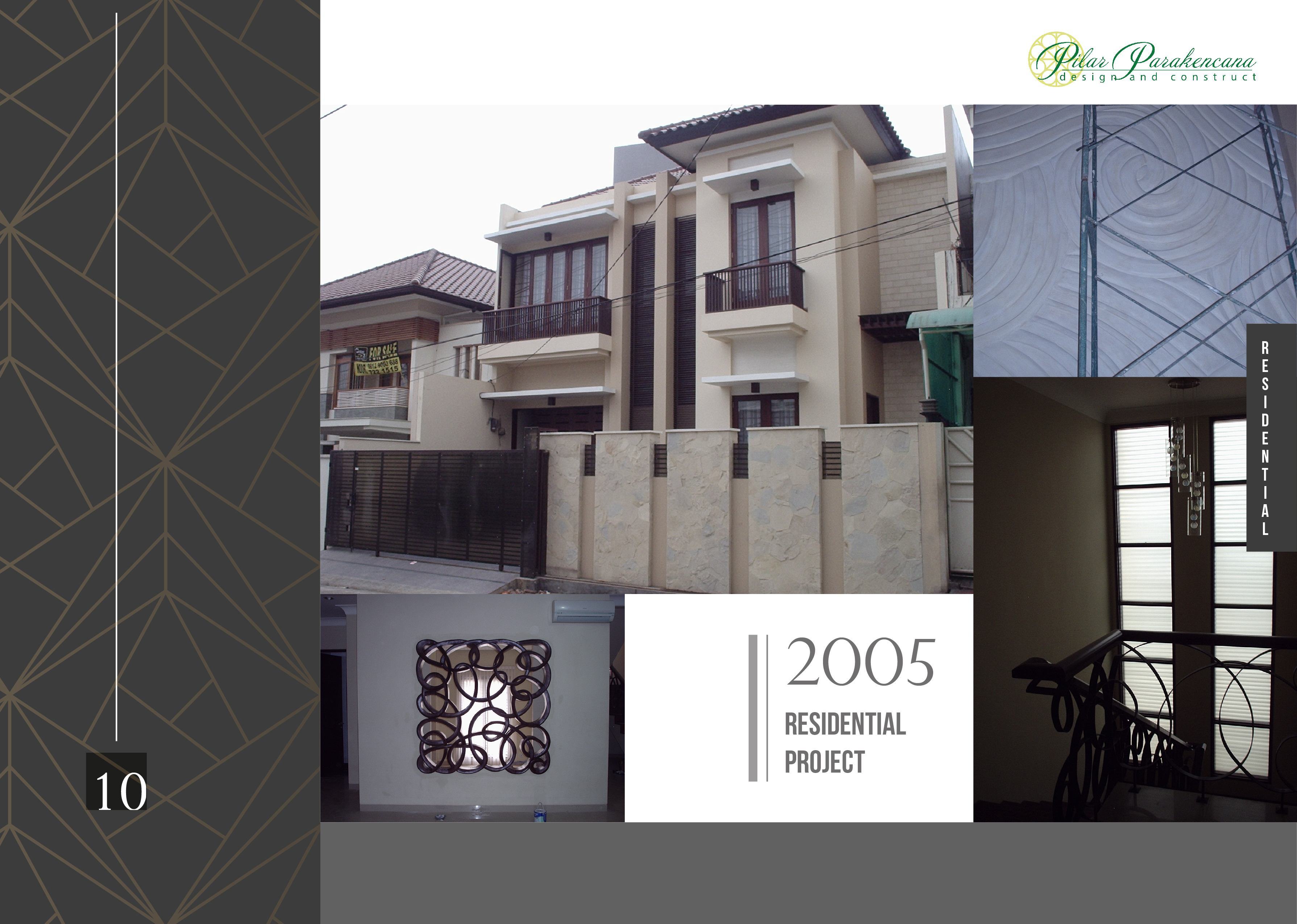 Residential Project - 2005