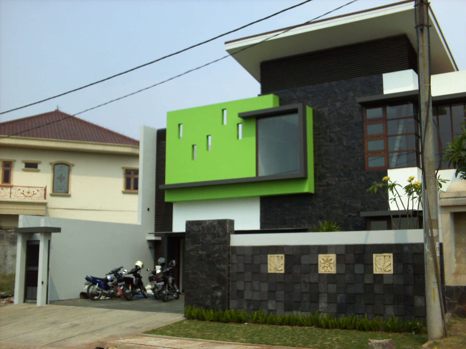 Project - Meruya 2008